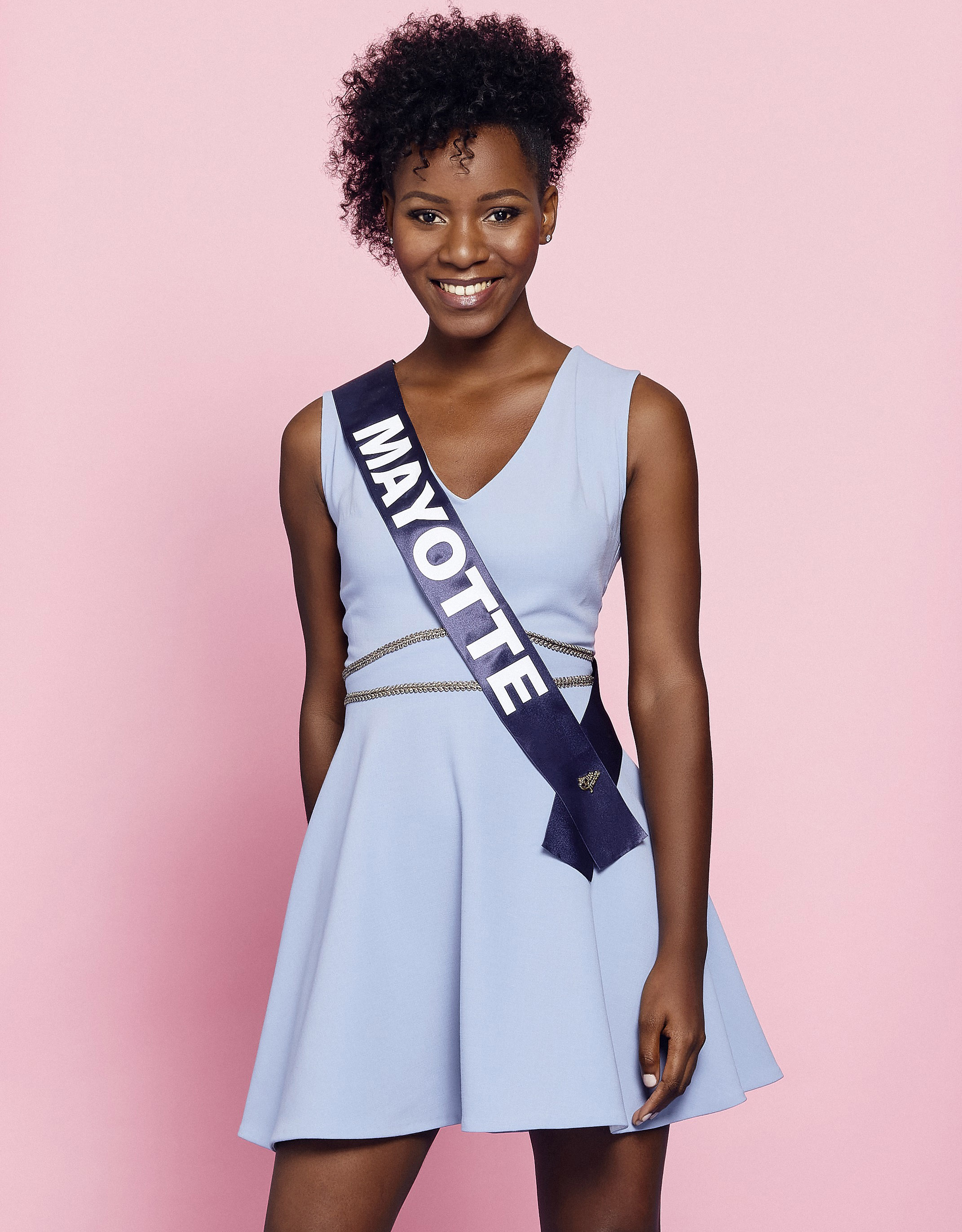 Miss Mayotte - Ousna Attoumani