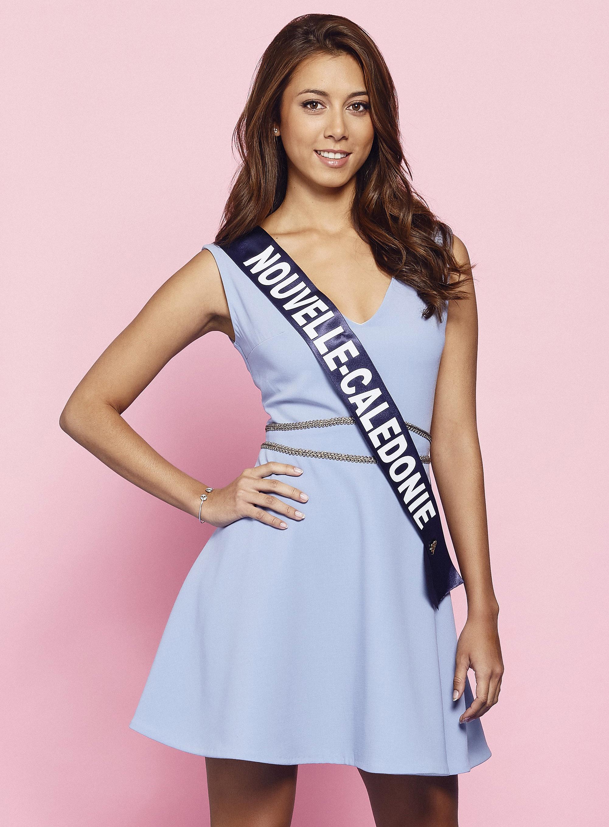 Miss Nouvelle Caledonie - Amandine Chabrier