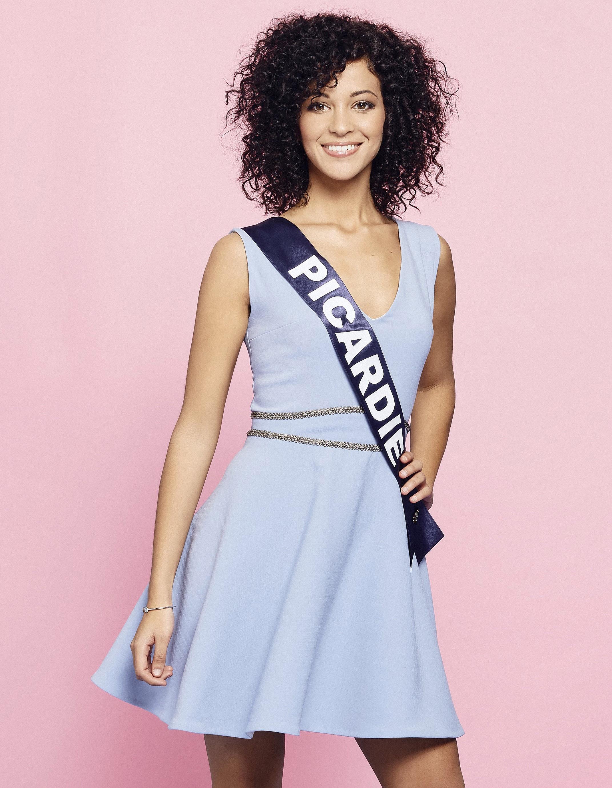 Miss Picardie - Assia Kerim