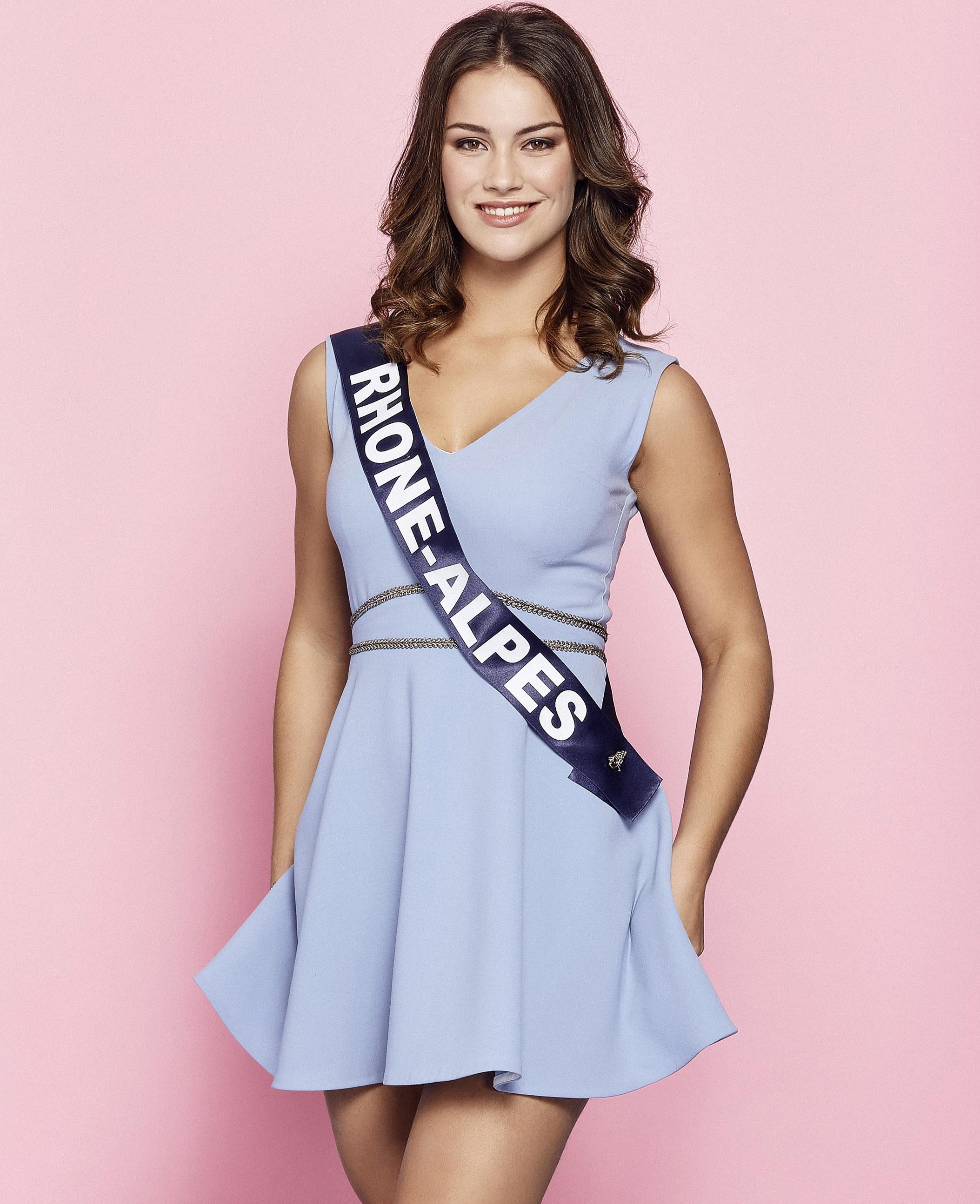 Miss Rhone-Alpes - Pauline Ianiro