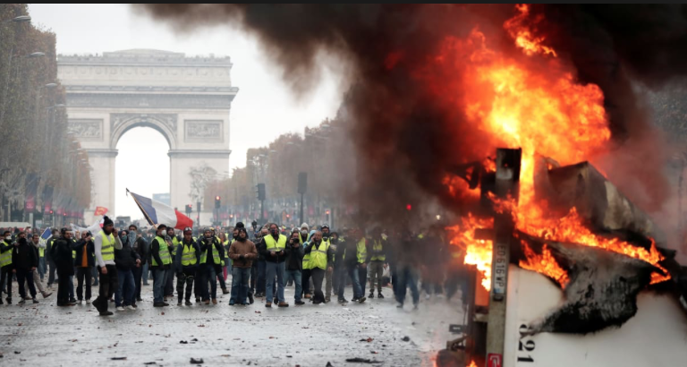 L'image de la France a pris un coup!