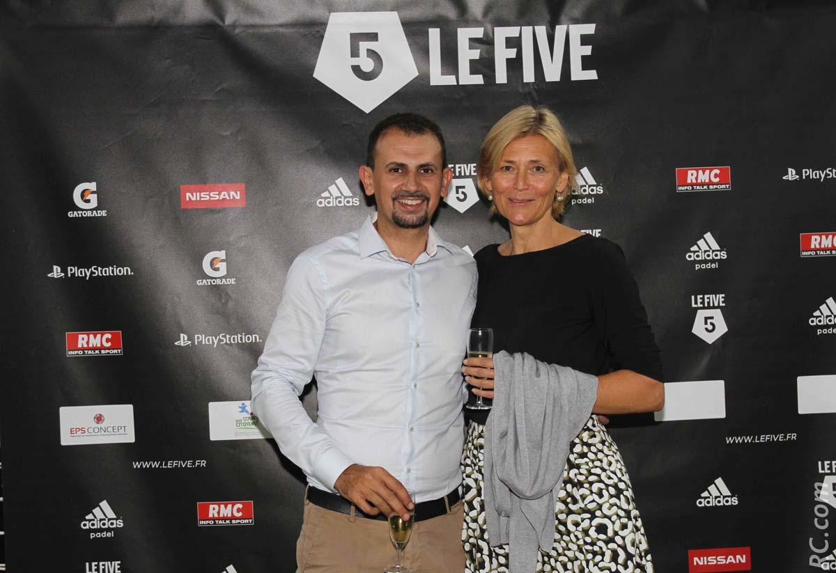 David AMIOUNI directeur associé à Group3S, Franziska GODERBAUER développeur de talents à ACTOI