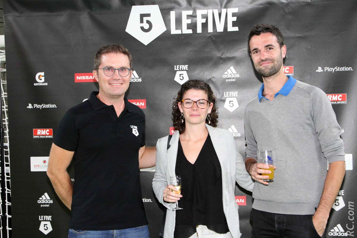 Le Groupe Le Five de Saint-Louis: du foot en indoor et du padel en outdoor