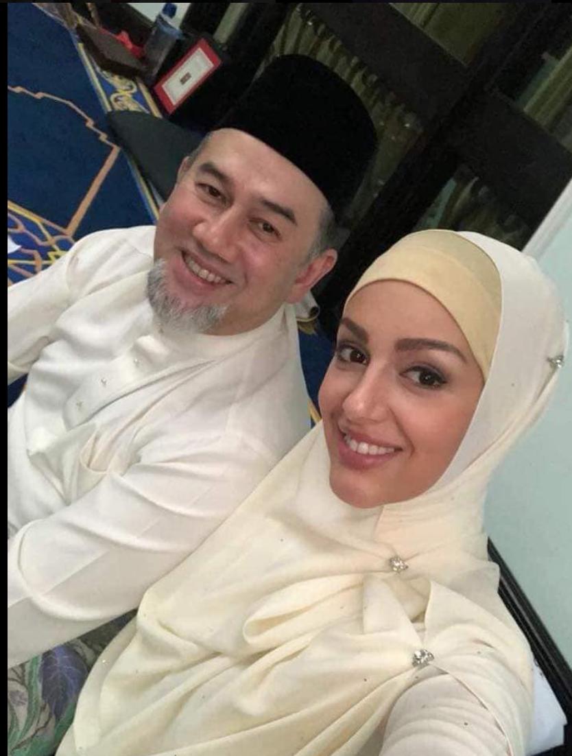 Oksana Voevodina s'est convertie à l'Islam, elle se prénomme Rihana