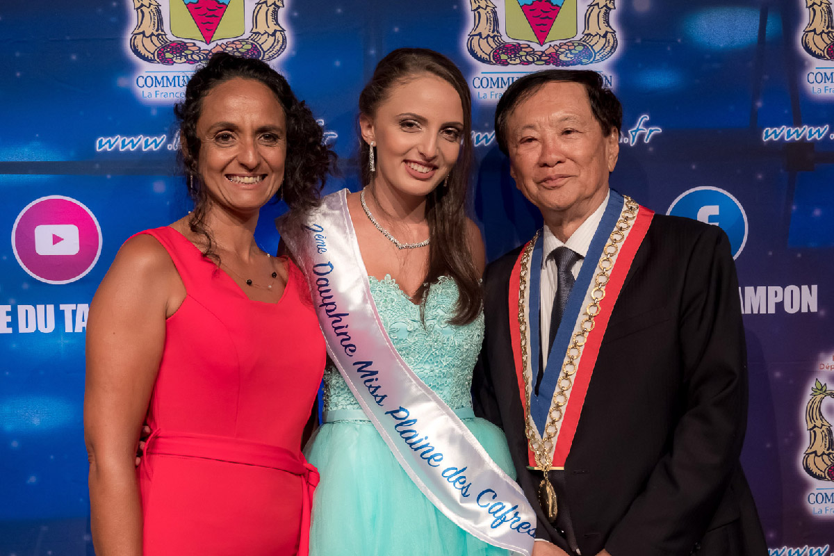 Miss Plaine des Cafres 2019: Anne-Laure Poret couronnée