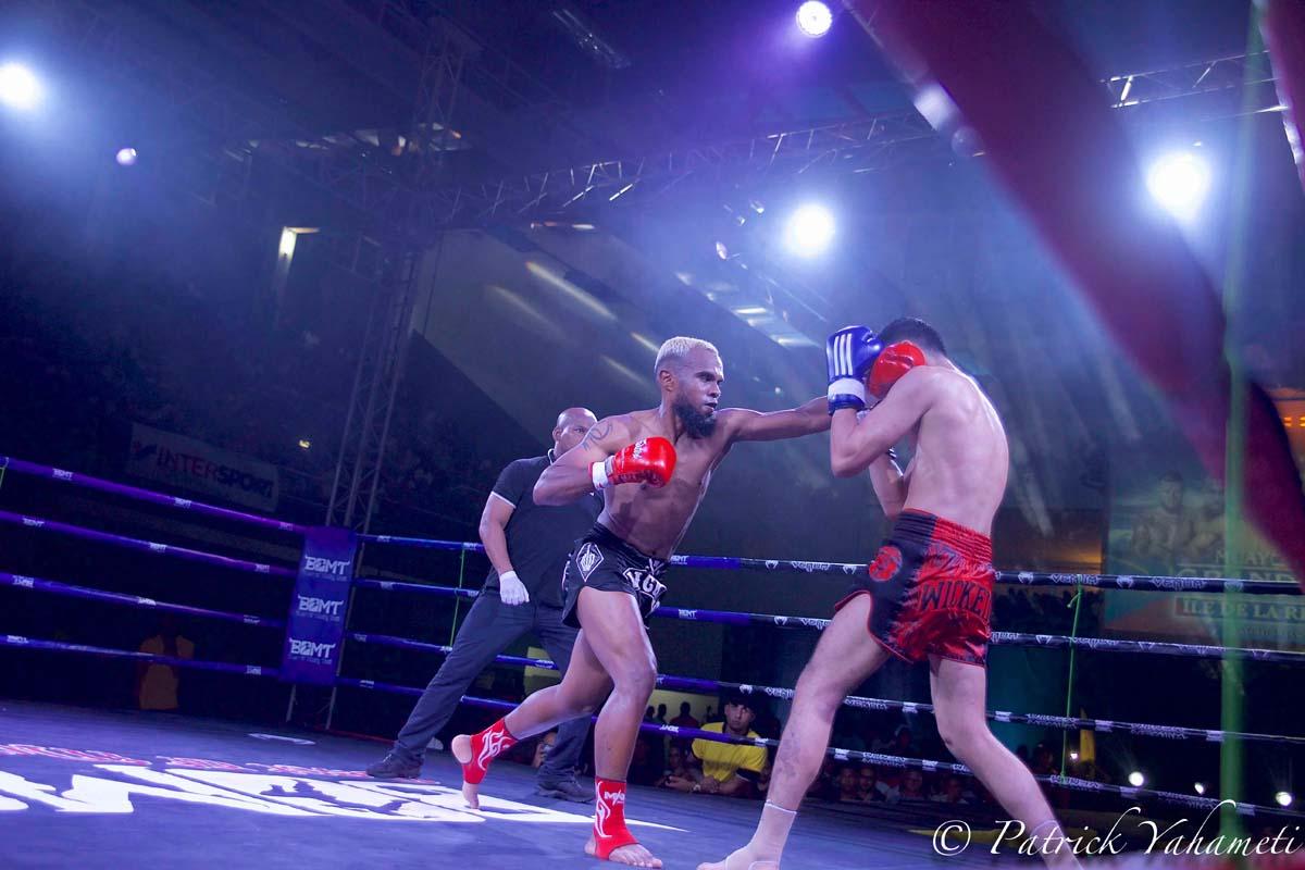 Muay Thaï Grand Prix au Port: les photos
