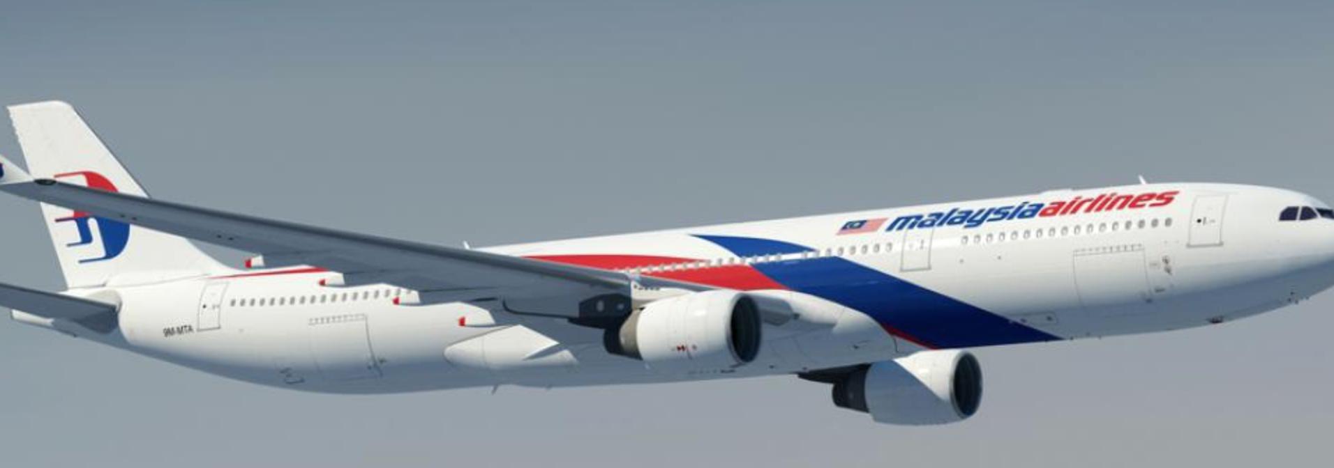 Vol Mh370 De La Malaysia Airlines Crash Dans Le Detroit De Malacca