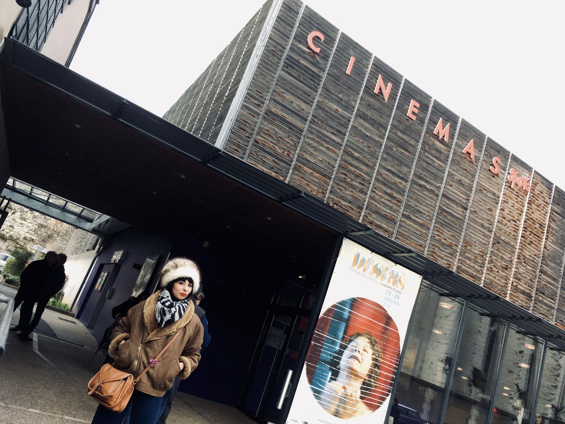 """Première française pour son film """"Fornacis"""""""