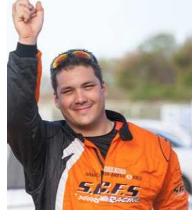 Le Team SCF Racing de Stéphane Sam Caw Frève va assister l'équipage