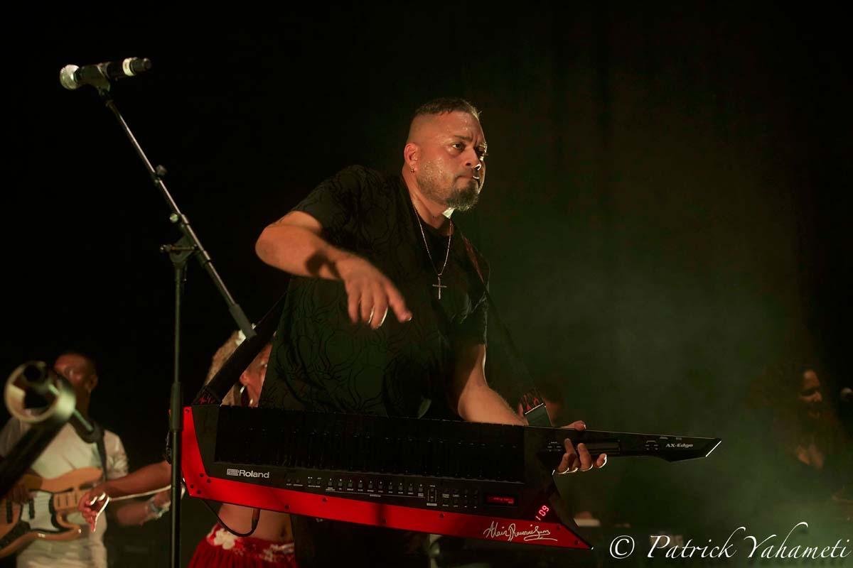 Les 25 ans de carrière d'Alain Ramanisum: les photos du concert