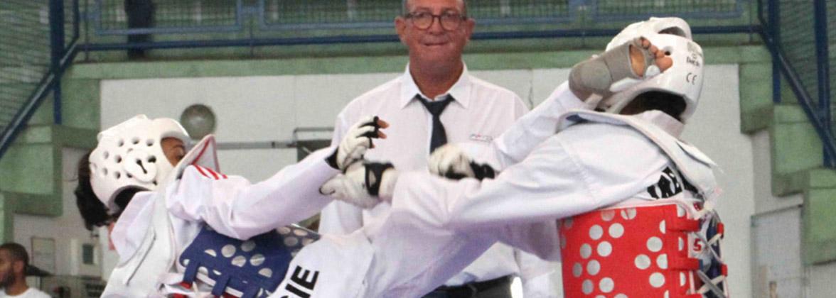 Coupe Féminine Taekwondo: le 17ème km et le TKD974 au coude à coude