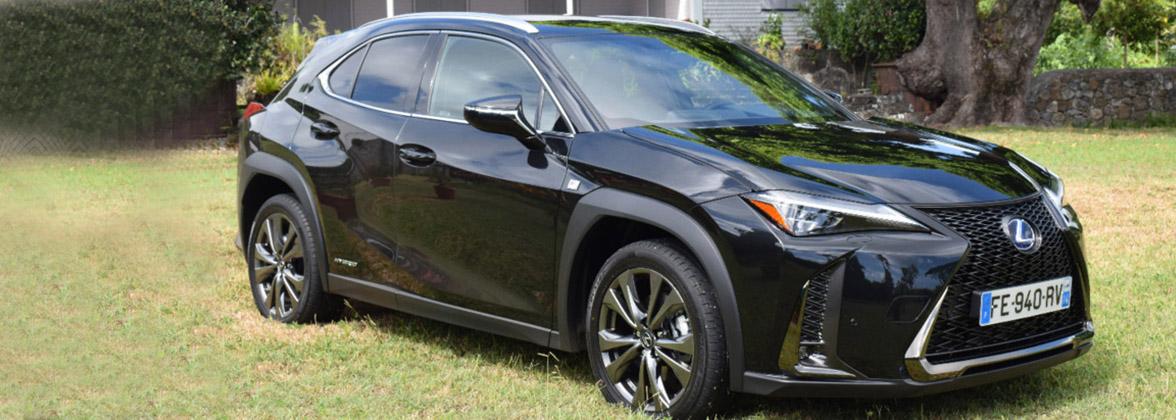 Lexus UX 250h, un nouveau crossover premium