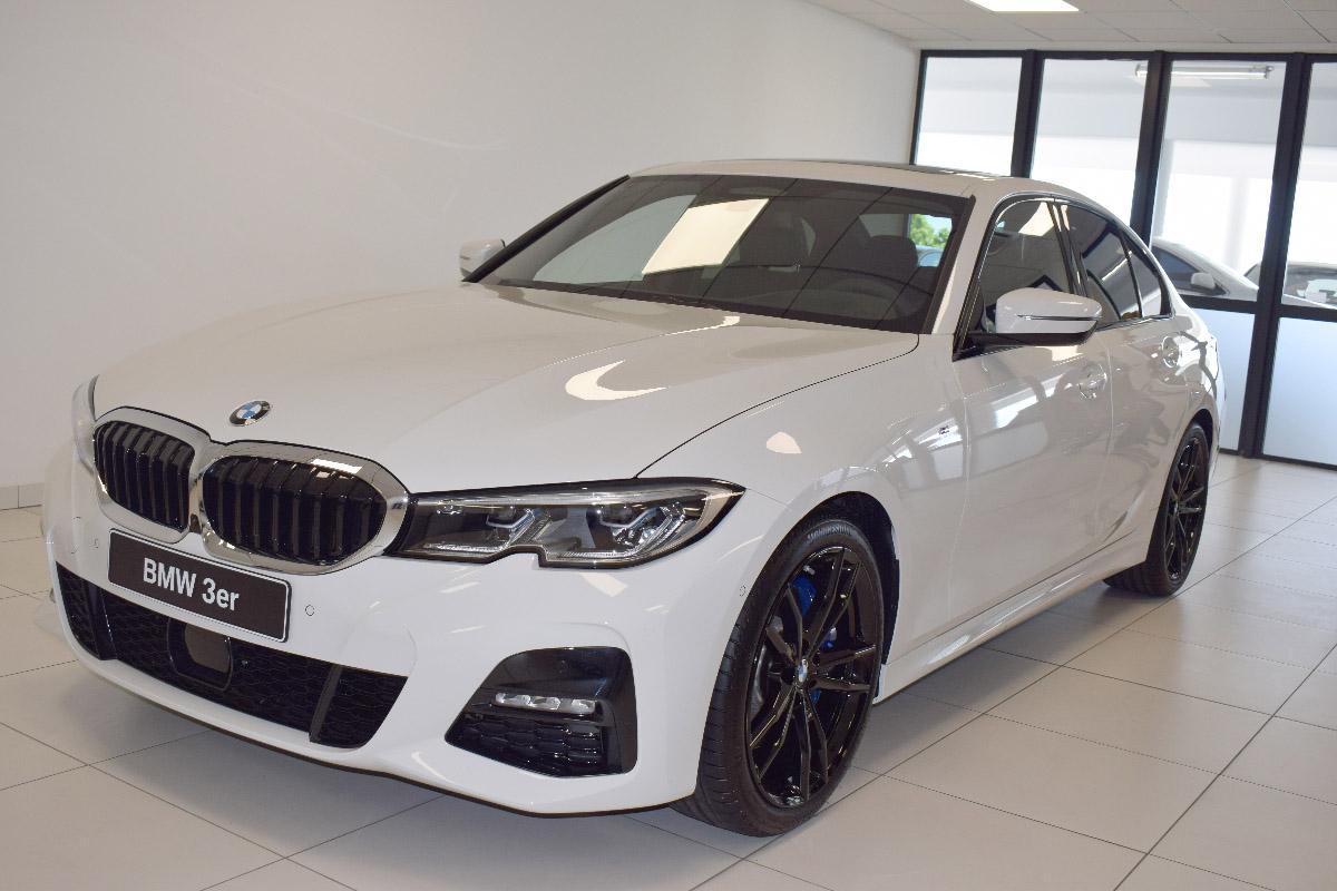 Nouvelle BMW Série 3: de mieux en mieux!