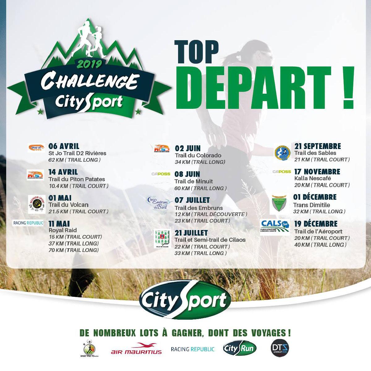 Challenge City-Sport: des champions à la pelle...
