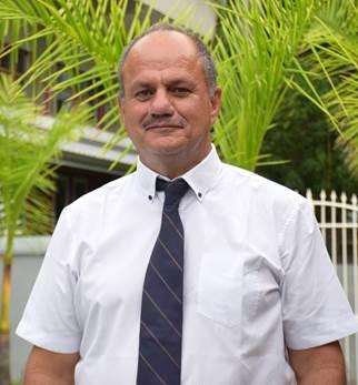 Jean-Emile Fontaine, nouveau président