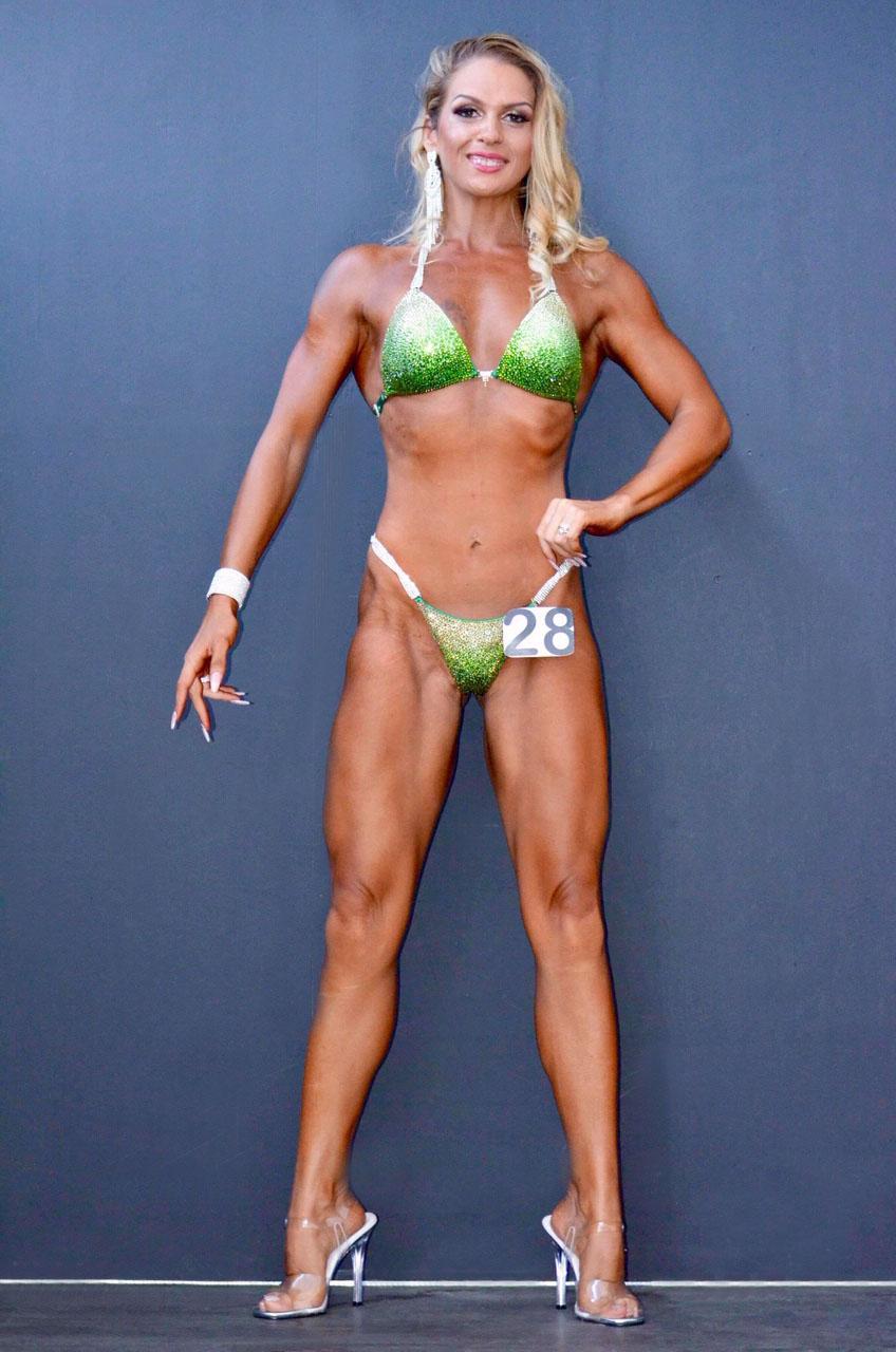 Elvina Muller, 31 ans, une championne en devenir