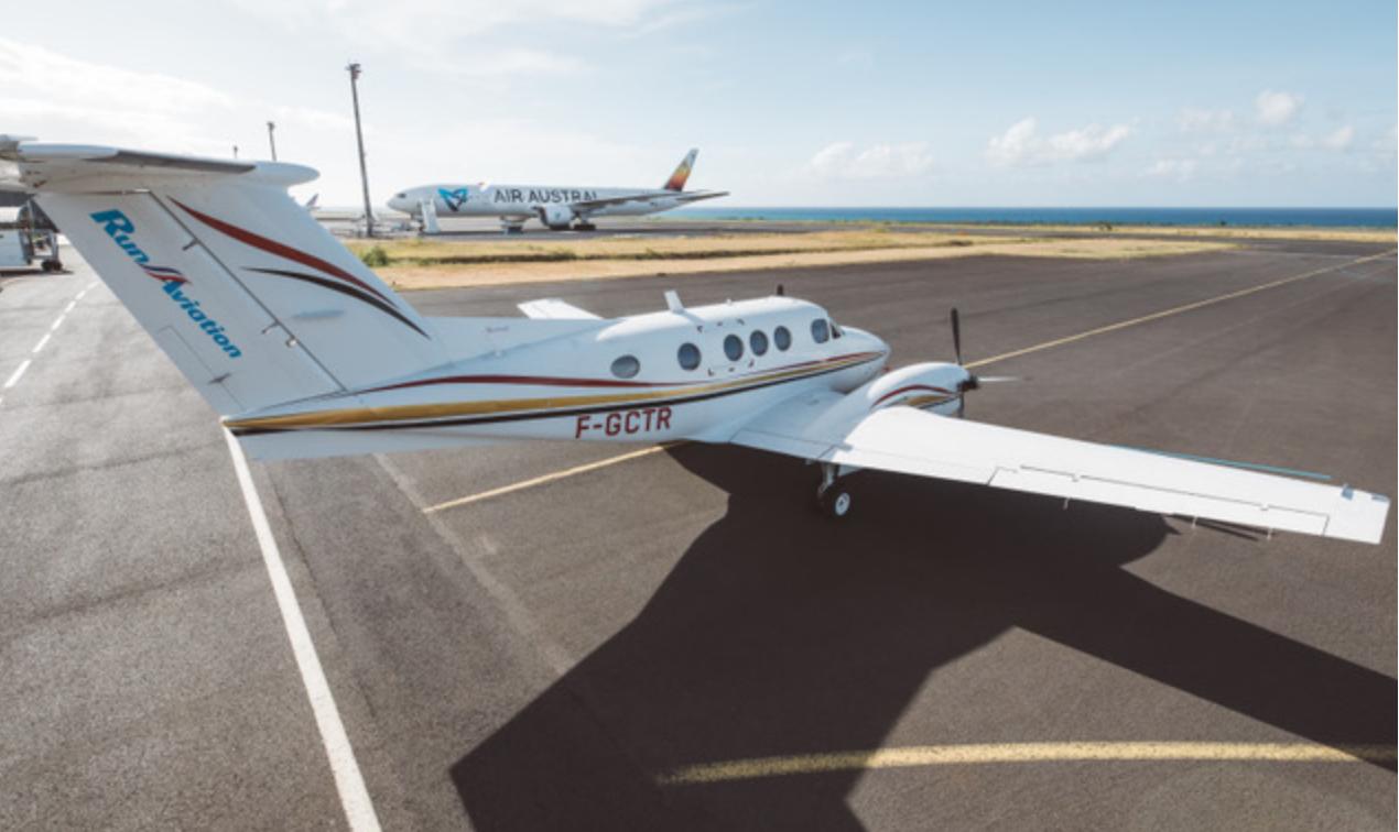 Air Austral rachète RunAviation