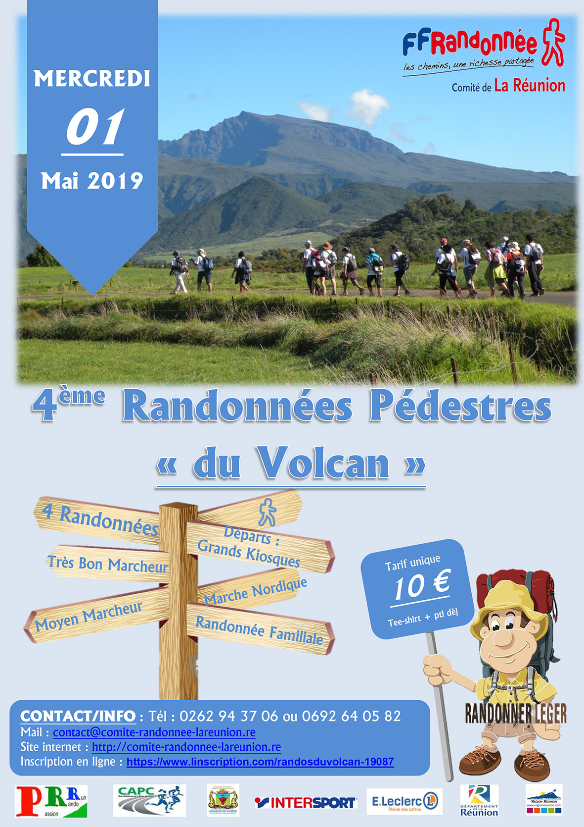 Trail du Volcan: une course magique à plus d'un titre...