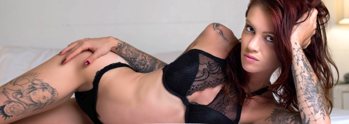 Emilie Peltier: future Ink Girl France 2019?