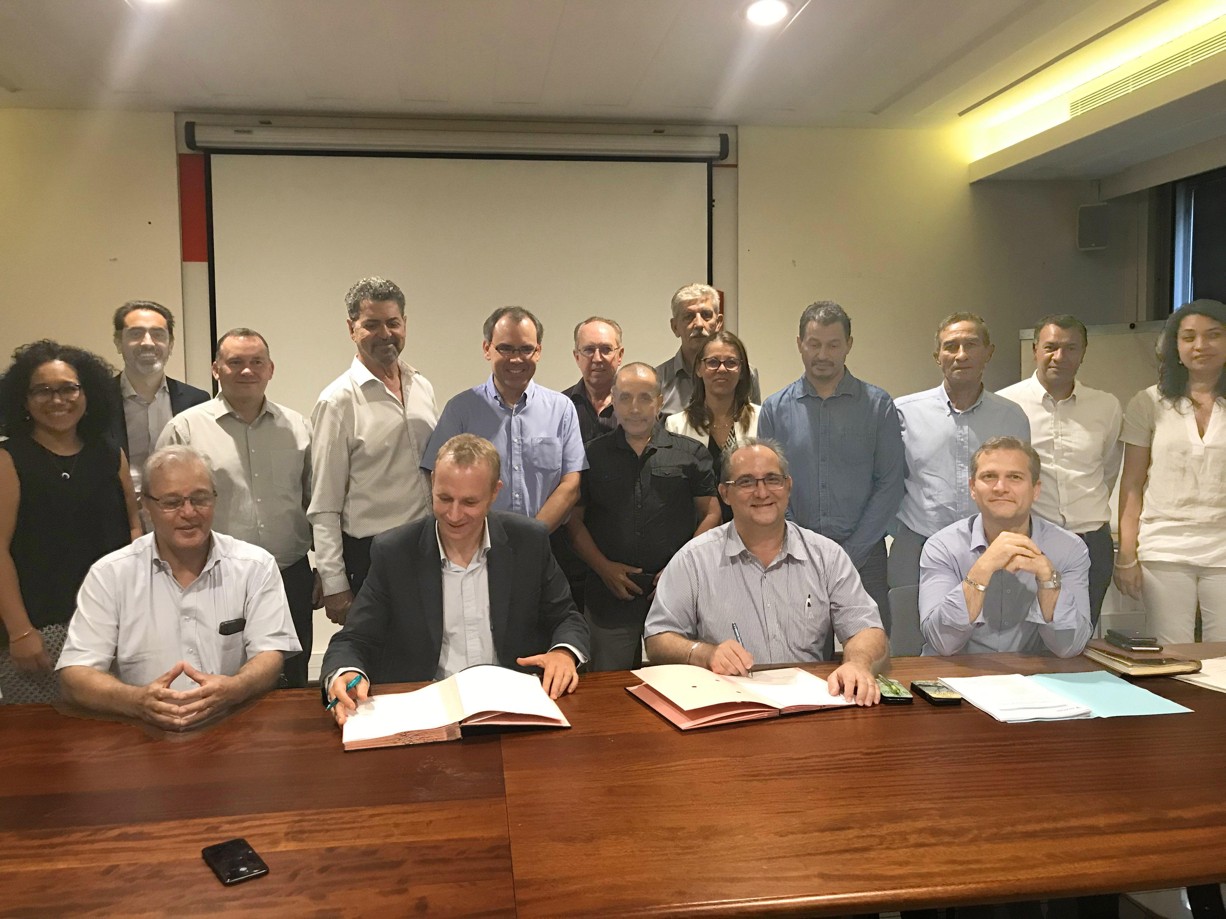 EDF et les maires souhaitent réduire la consommation électrique dans les communes