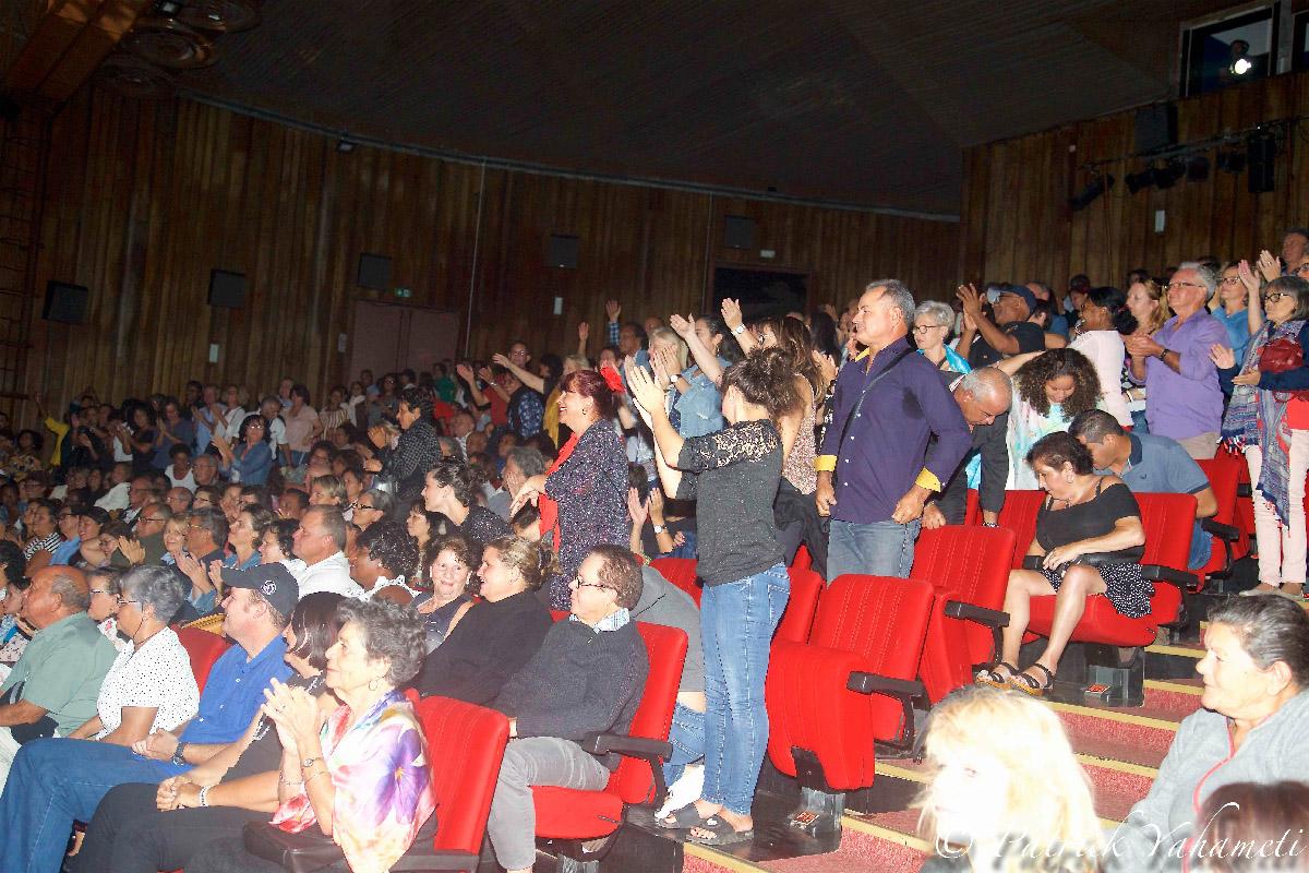 Jeane Manson en concert: photos