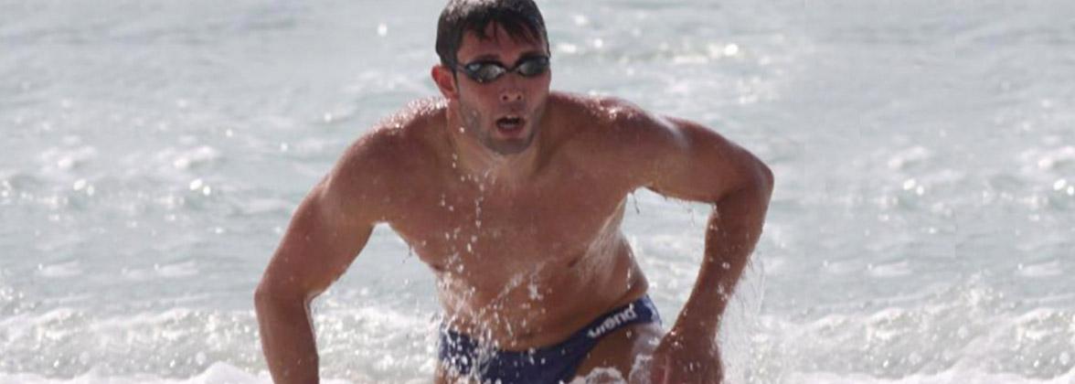 Le Réunionnais Julien Codevelle va tenter la traversée de la Manche à la nage fin juin