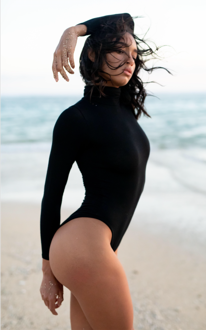 Elle admire les soeurs Hadid, Bella et Gigi, mannequins internationaux