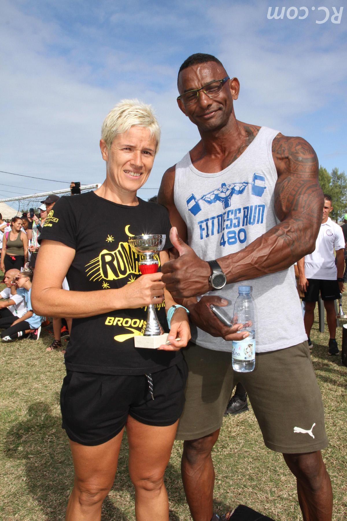 Jocelyne et Daniel Chellembrun, des sportifs confirmés