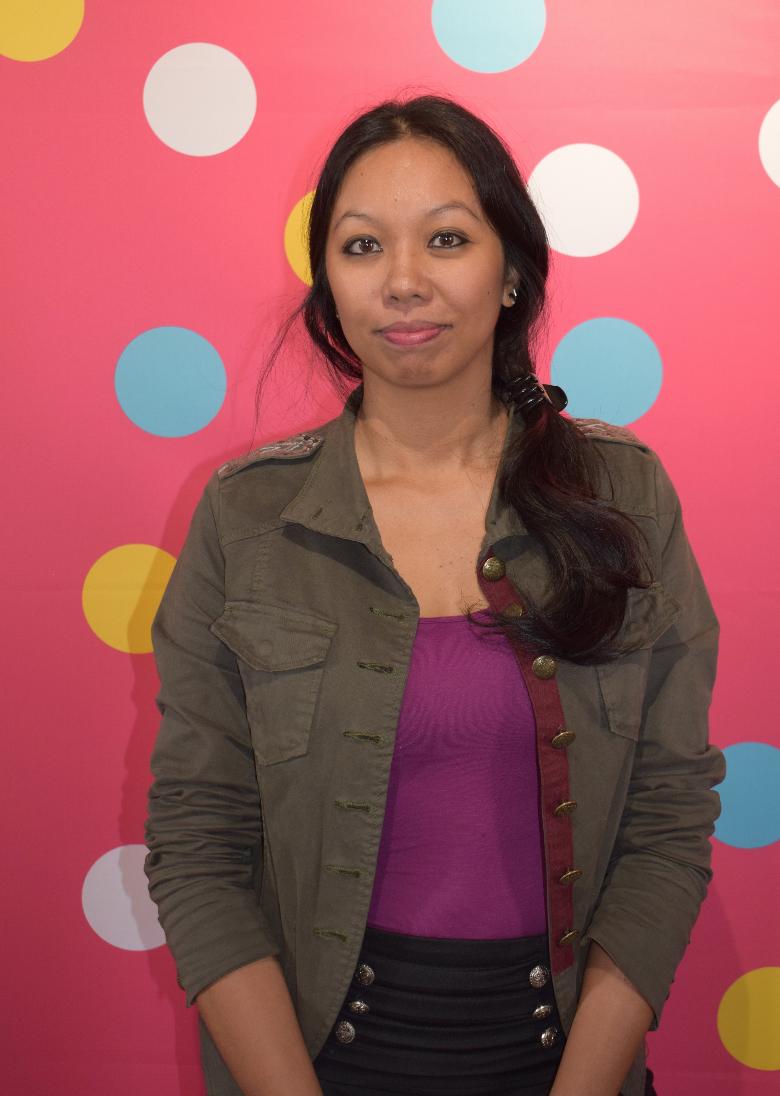 Genevière Hoareau-Hocho, porte-parole Sosh Réunion. Elle travaille chez Orange Réunion depuis dix ans