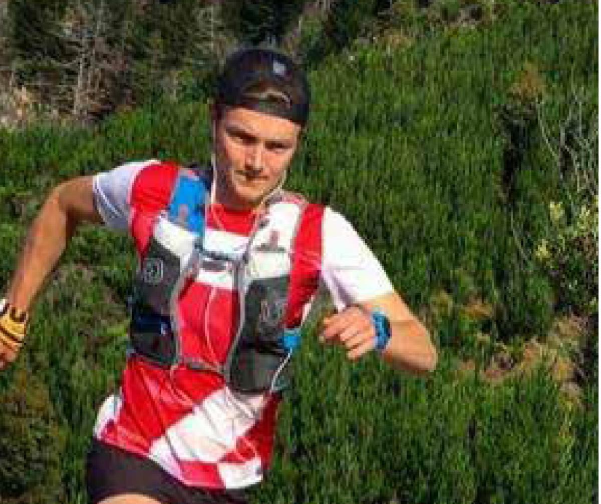 Rory Scheffer, porte-drapeau de l'Afrique du Sud. A surveiller de très près!
