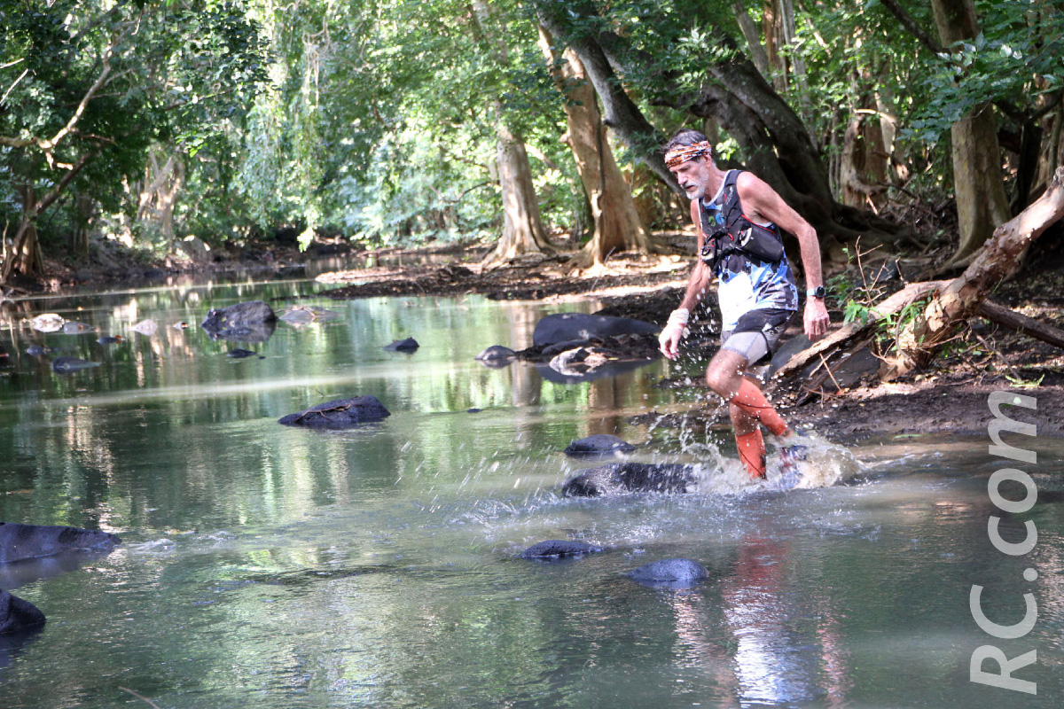 Philippe La Hausse connaît le Dodo Trail comme sa poche