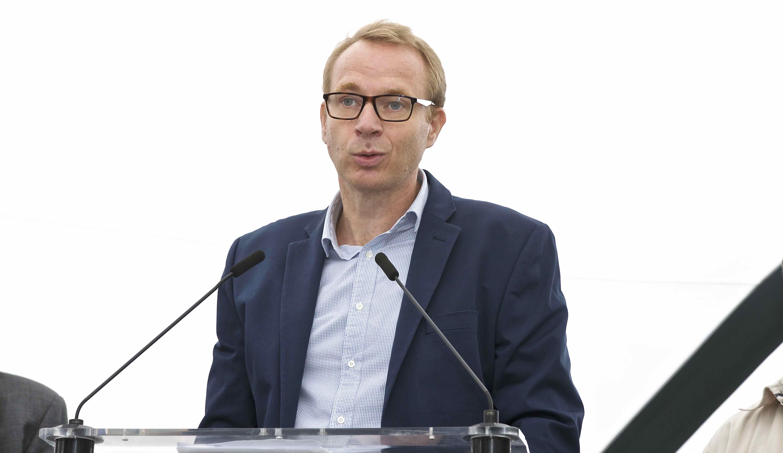 Olivier Duhagon, directeur régional EDF