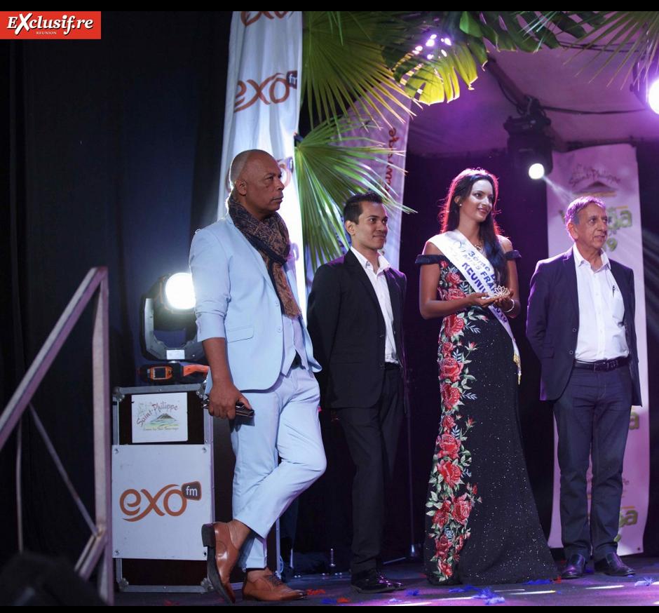 Le jury de la soirée: Aristide (Boutique Laurent Bernard), Taha Alibaye (Hôtel Villa Delisle), Morgane Soucramanien et Aziz Patel
