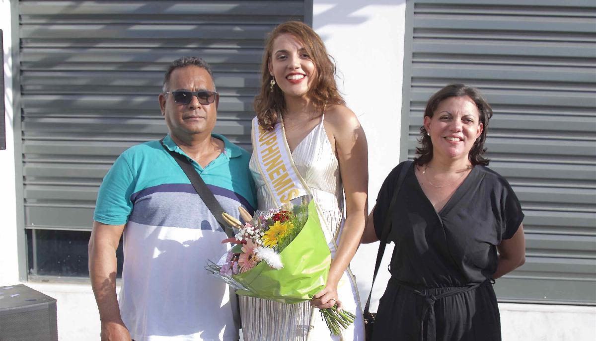 Julie et ses parents