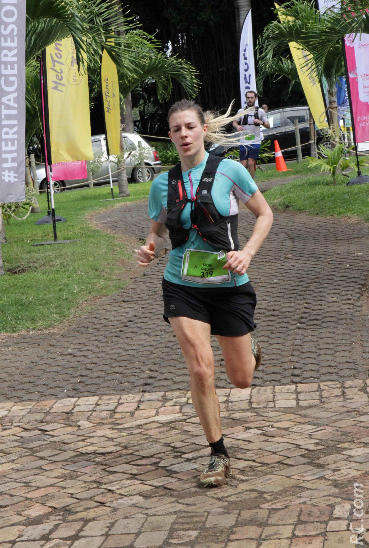Rachel Queland 2ème des 25 km