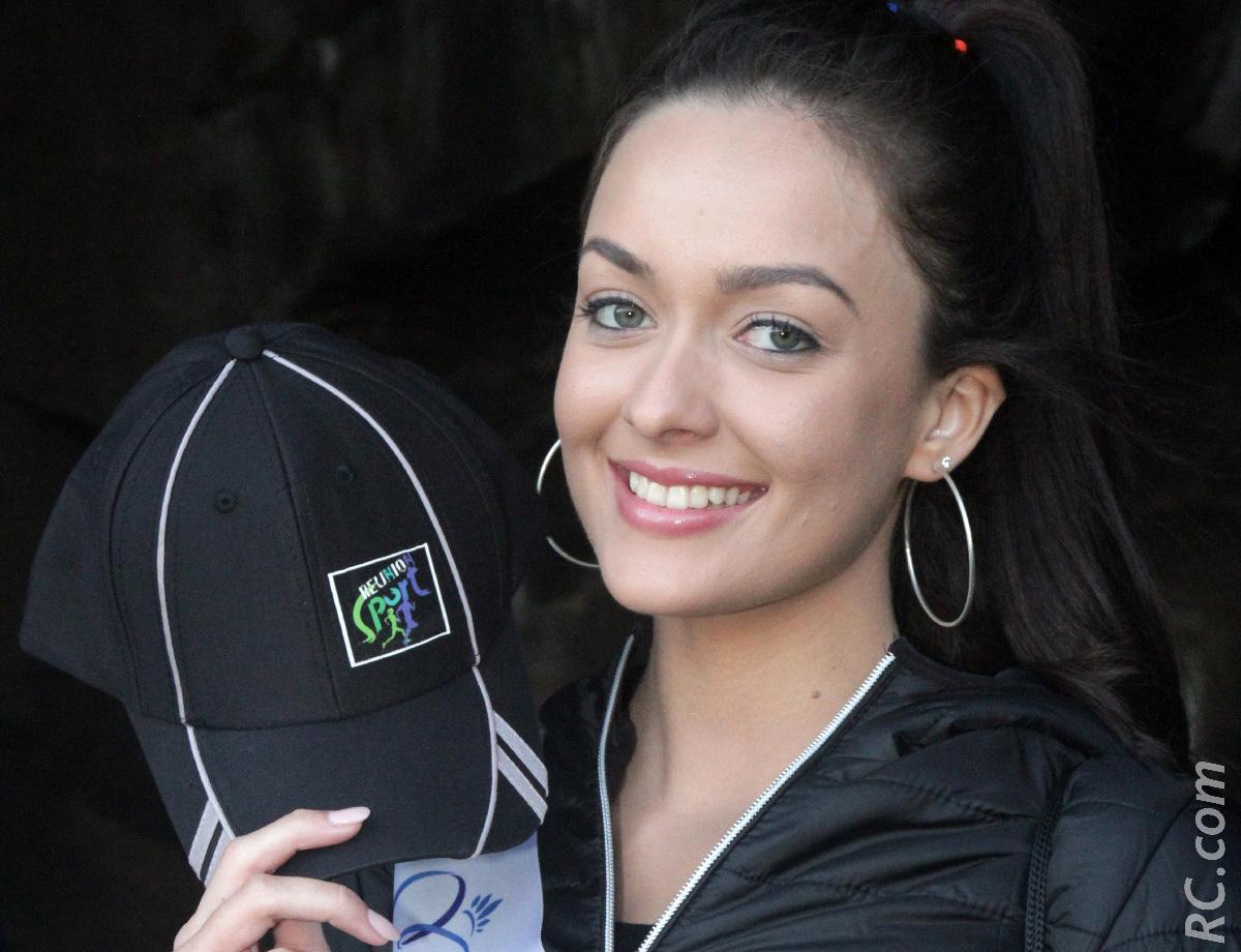 Le 14 décembre prochain elle portera haut les couleurs de La Réunion lors de l'élection de Miss France à Marseille