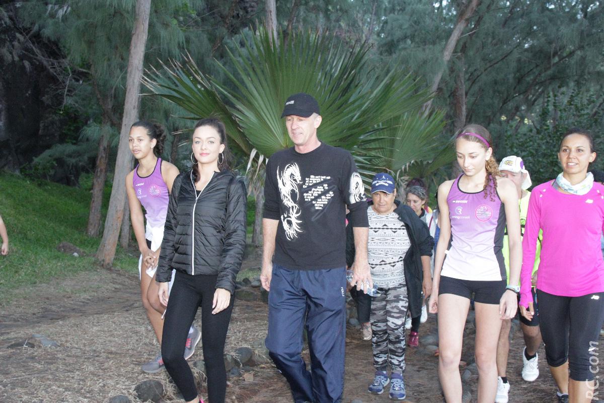 Quand papa Charles Lebon veille sur sa Miss Réunion