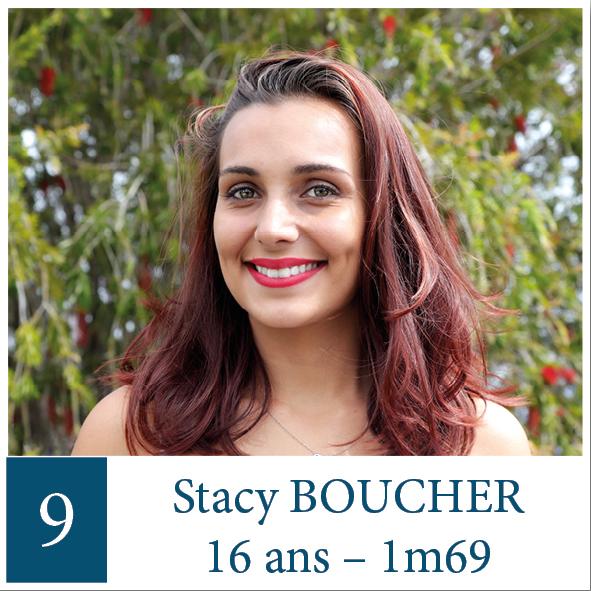 Les 12 candidates Miss Ville du Tampon 2019