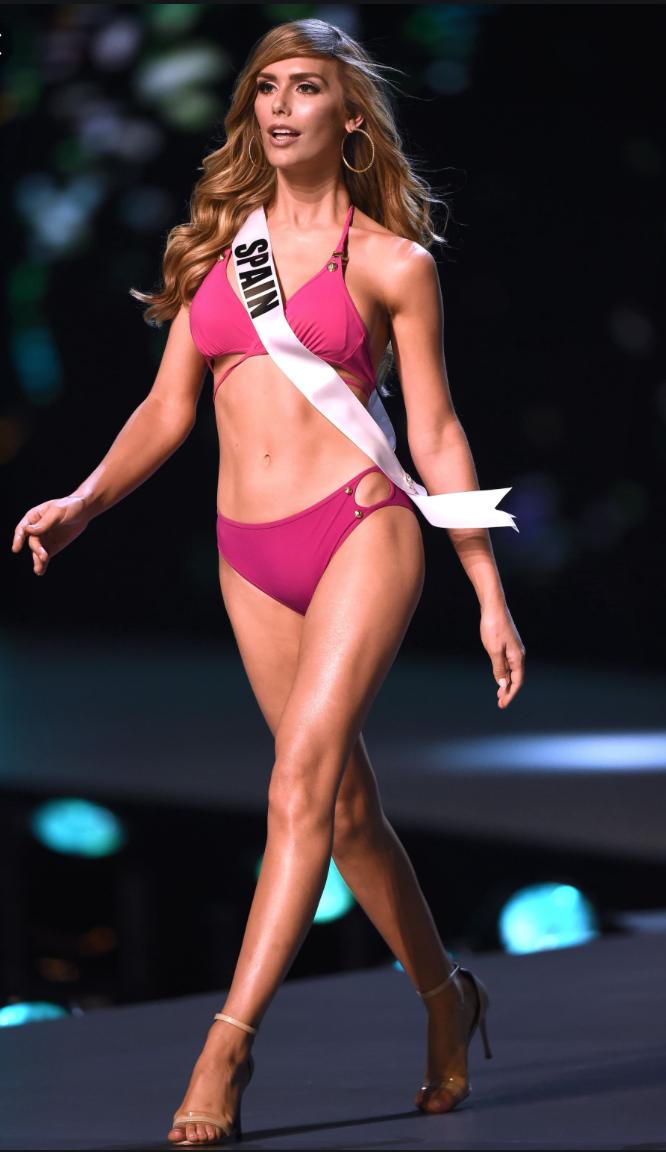 Angela Ponce, Miss Espagne 2018, première Miss transgenre élue dans un concours national