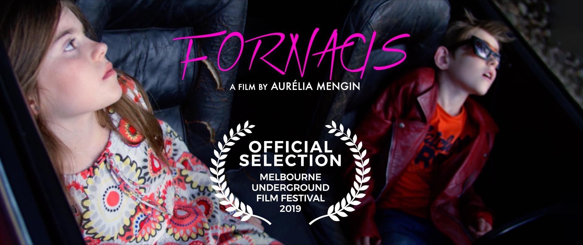 """Encore une sélection internationale pour """"Fornacis"""" d'Aurélia Mengin!"""