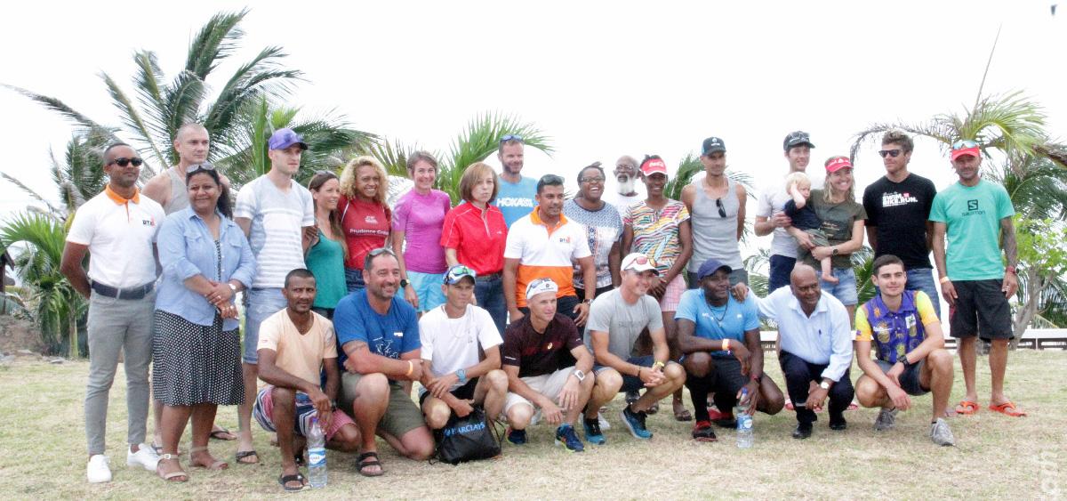 Les élites et des partenaires à l'hôtel Mourouk Ebony