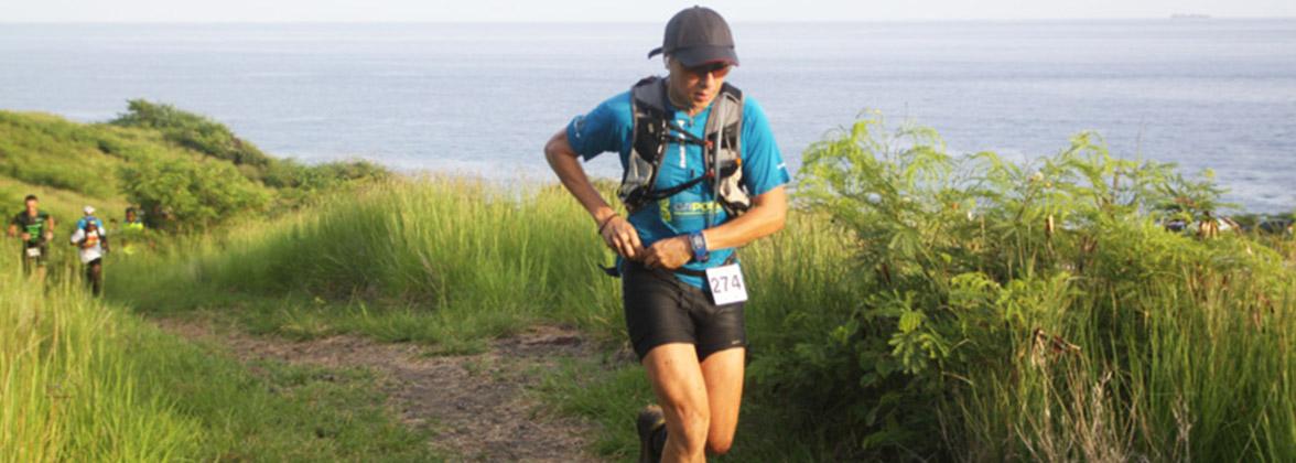 Trail de Villèle: sur 24 km, «Courir en liberté»