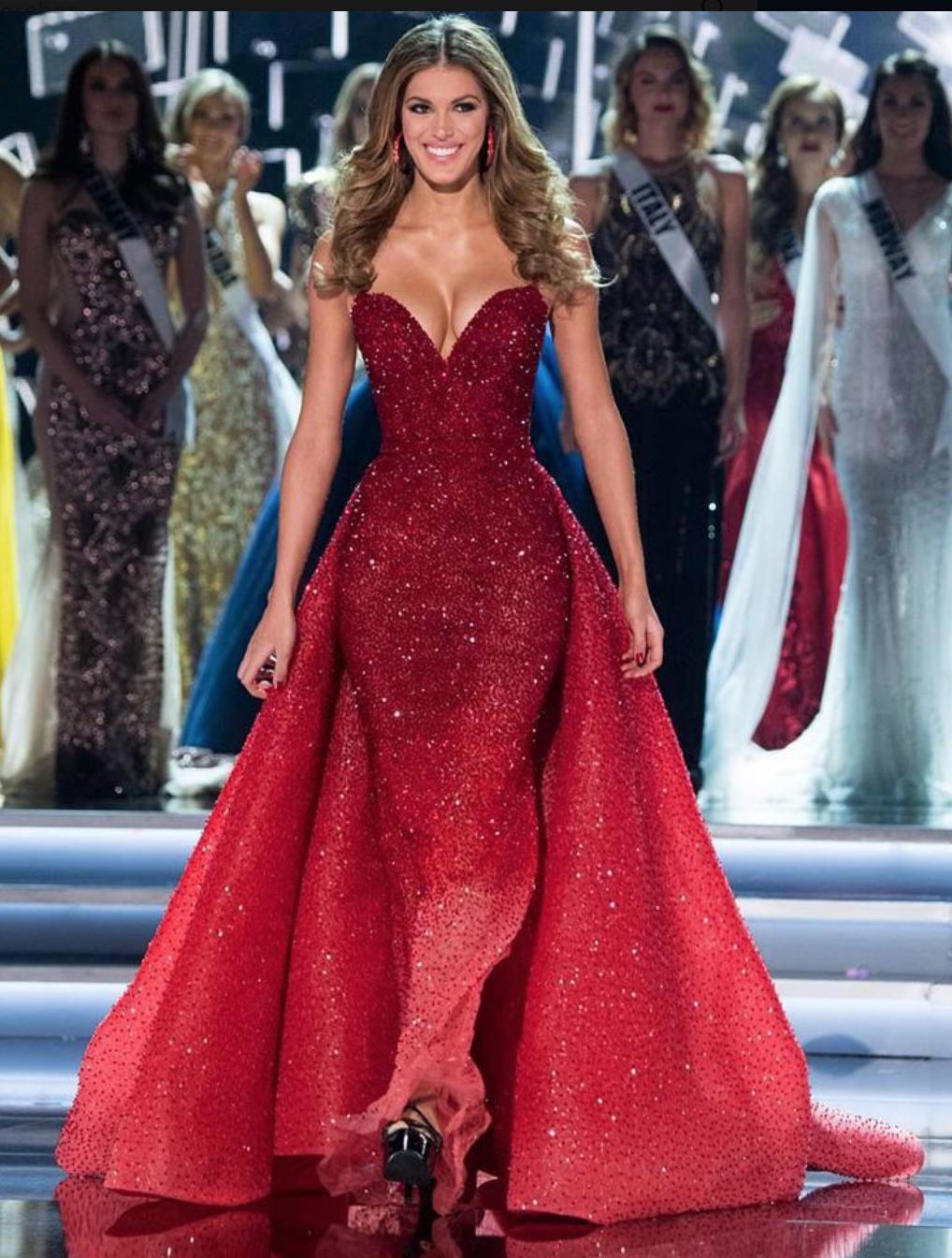 Elue Miss Univers 2016