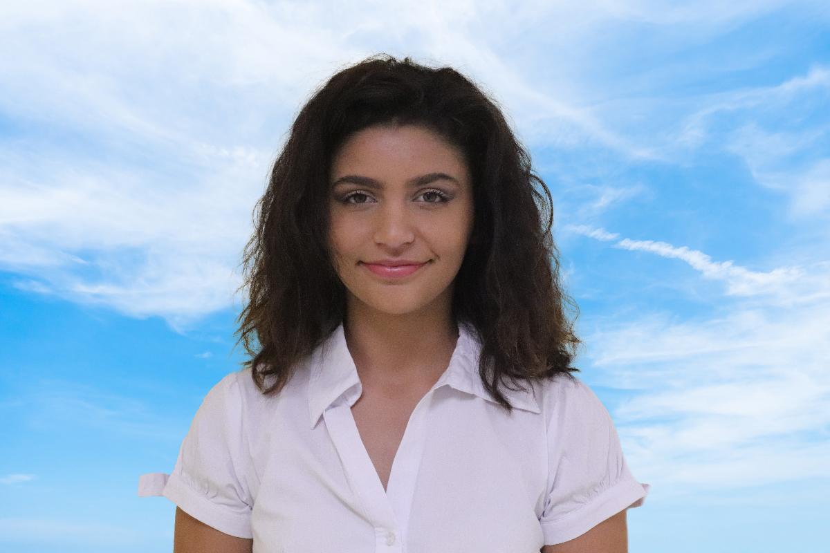 N°2: Perrine Fontaine - 18 ans - 1m63