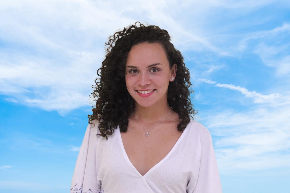 N°3: Audrey Hoarau - 16 ans - 1m63