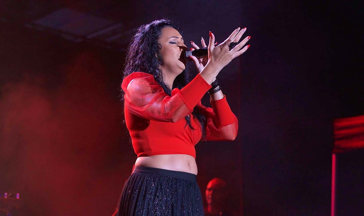 Concert Fanm Do Fé à Miel Vert: les photos