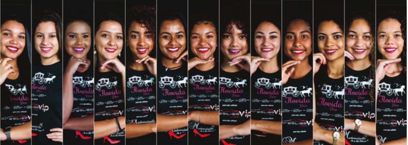Mademoiselle Réunion 2020: les 13 candidates