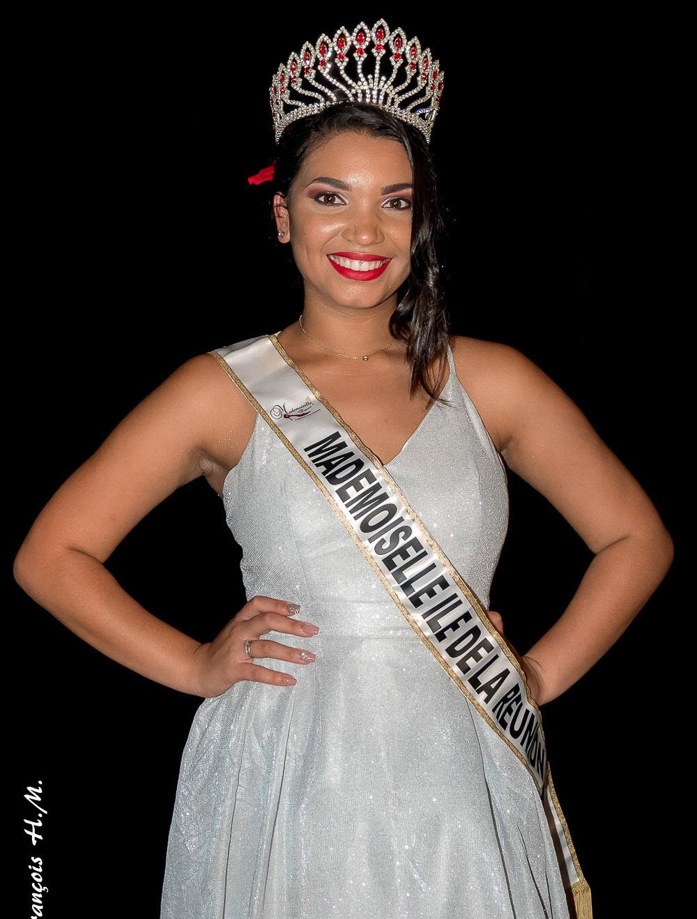 Anaïs Léon Saidou Mademoiselle Ile de la Réunion 2020