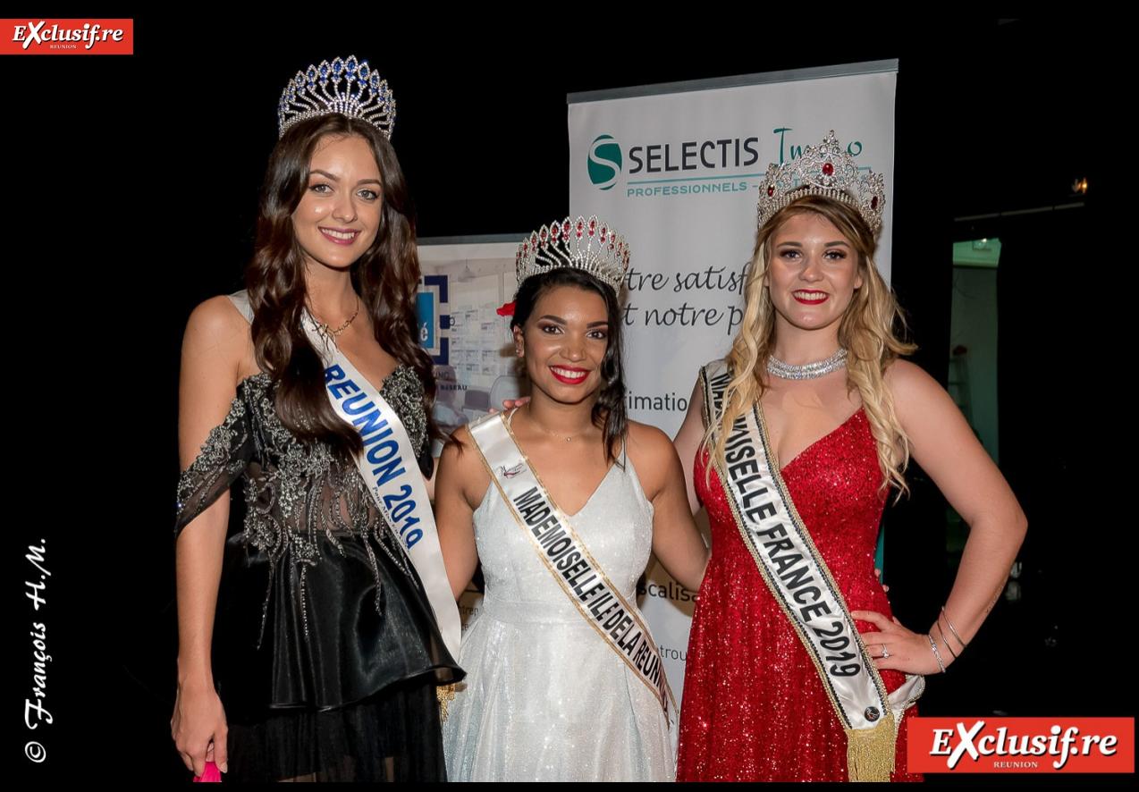 Anaïs Léon Saidou élue Mademoiselle Ile de La Réunion 2020: toutes les photos