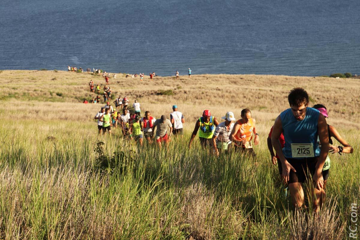 Le Trail de la Savane , l'un des trails les plus «courus» à La Réunion